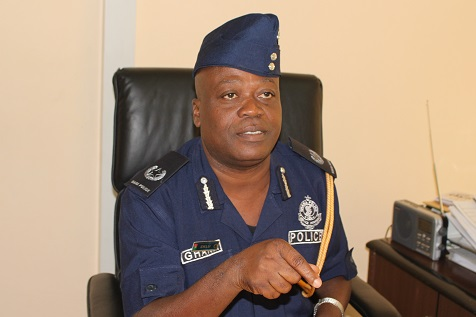 Eklu and 20 others promoted to DCOP and COP ranks