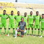 Players and technical staff at Elmina Sharks undergo COVID-19 test