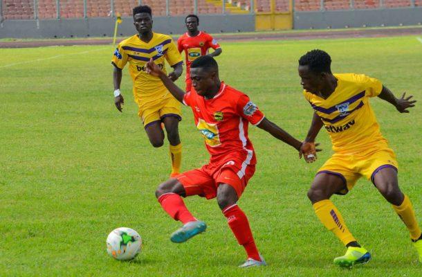 GFA replaces referee for Medeama vs Kotoko match