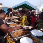 PHOTOS: Grandma fetes widows, aged at Awutu Breku