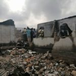 A/R: Grief as two Ghanaian kids perish in fire