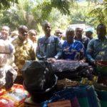 Odumase-Krobo: NADMO supports Ayermersu-Kperti flood victims