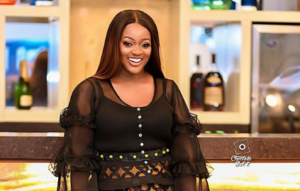 Jackie Appiah releases stunning photos as she celebrates her birthday