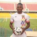 Released Hearts of Oak striker Joseph Esso shocked by club's decision