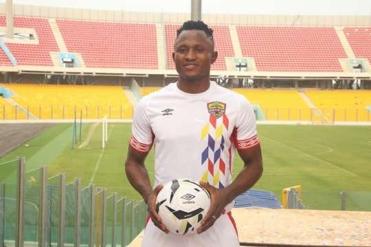 Released Hearts of Oak striker Joseph Esso shocked by club's decision
