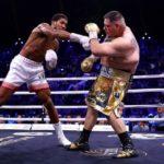 PHOTOS: Anthony Joshua beats Andy Ruiz to reclaim heavyweight title
