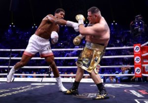 PHOTOS: Anthony Joshua beats Andy Ruiz to reclaim heavyweight title