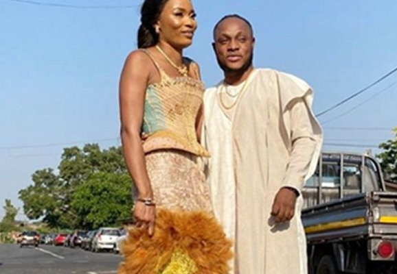 PHOTOS: Keche marries his Record Label boss