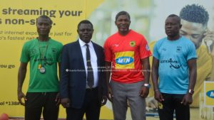 VIDEO: We're not in the best of shapes but we will be fine for Hearts of Oak on Sunday - Maxwell Konadu vows