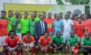 PHOTOS: Kotoko unveil new coach Maxwell Konadu