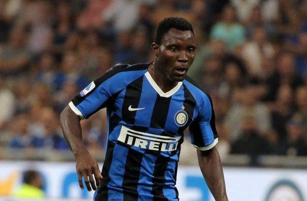 Kwadwo Asamoah named in Italian Serie A team of the decade