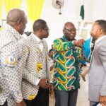 You made a big mistake - Appiah Stadium chastises Mahama for greeting a 'charlatan'
