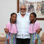 20 years on: Separated conjoined twins express gratitude to Rawlings for covering their medical bills