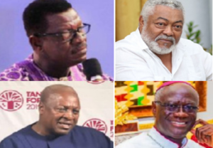 Rawlings, Otabil, Mahama, others to join Akufo-Addo in 'Conversations in the Cathedral'