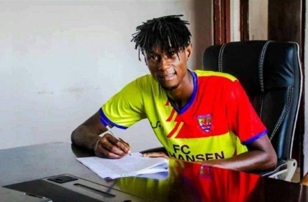Samuel Bekoe joins Sierra Leonean side FC Johansen