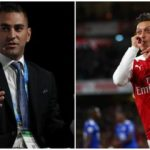 Mesut Ozil's agent Dr Erkut Sogut in Ghana for a two day working visit