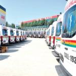 NDC MP warned over ambulances