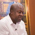 Eschew nepotism, it's corruption – Mahama
