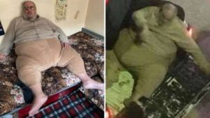 40-stone IS leader arrested in Iraq - but is too heavy for car