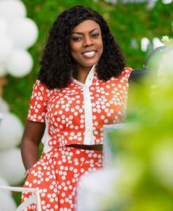 Shirley Frimpong-Manso Movies are greater than Tyler Perry movies - Nana Aba Anamoah