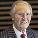 Broadcasting legend Nicholas Parsons dies aged 96