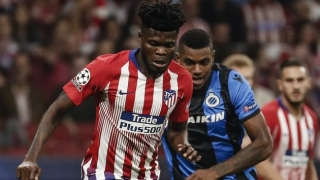 Ghana's Partey in contract talks with Atlético Madrid amidst Premier League interest