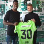 Ghana goalkeeper Lawrence Ati-Zigi joins St. Gallen