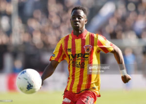Bright Gyamfi: Ghanaian defender's move to Trapani looks certain