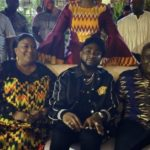 President Akufo-Addo throws party for Lupita Nyong'o, Davido and other returnees