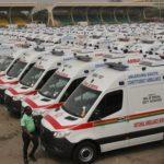 Distribution of Ambulances: Avoid emergency prank calls – Akufo-Addo urges Ghanaians