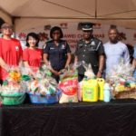 Huawei supports police, Greater Accra Regional Hospital