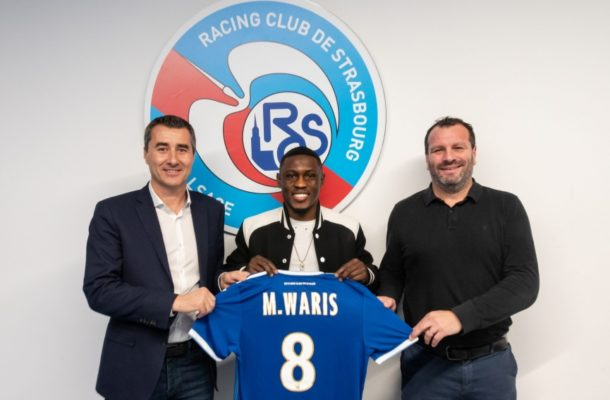Majid Warris: striker wants to 'live great moments' with new club