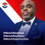 Former TV Host Kojo Frempong to contest Wenchi NPP Parliamentary Primary