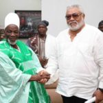 Rawlings seeks Yaa-Na's support for peaceful elections