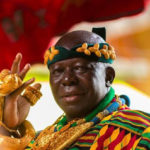 Asantehene receives Pillar of Peace award