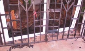 Angry NDC supporters vandalise Yilo Krobo constituency office