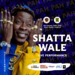 Shatta Wale to perform at Accra Sports Stadium during Legon Cities vs Kotoko league match
