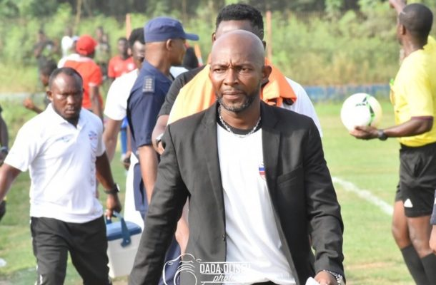 'My players are geared for the game'- Liberty coach Ocloo ahead of Hearts of Oak clash