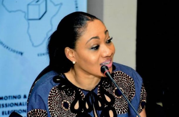 Publish report recommending new voters' register - Dr Kpessa-Whyte urges EC