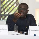 Being a National Organiser is not about a drinking competition – Sammi Awuku tells Akamba