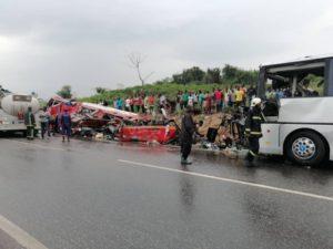NPP loses treasurer in Dompoase gory accident