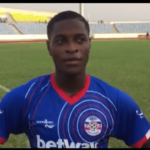 Liberty Professionals' Mubarak Alhassan delighted with his first goal of the season