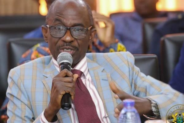Top Journalists support EC's New Voters' register after secret meeting – Asiedu Nketiah