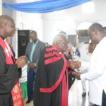 E/R: Presby Church Honours Roads Minister, Deputy Minister of Finance, And 40 Others