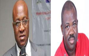 Kyei Mensah Bonsu and Joshua Akamba 'clash' Over new Voters' Register