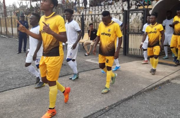 VIDEO: Giant slayers Berekum Chelsea add Ashgold to their victims