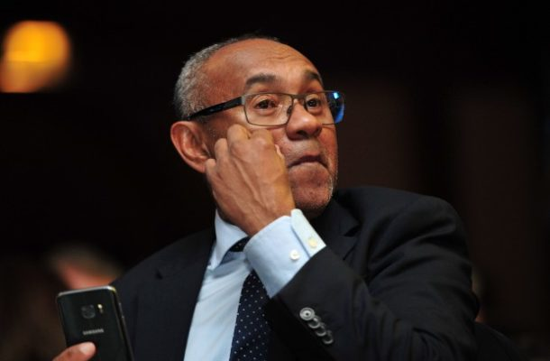 CAF President Ahmad facing Fifa ban after 'breaching code of ethics'