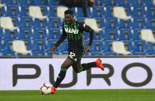 Alfred Duncan to join AC Milan in a surprise swap deal