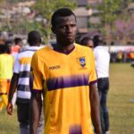 Ali Ouattara misses out on 18 man squad to face Ashgold