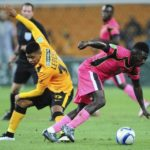 Mumuni Abubakar's first start for Black Leopards ended in defeat